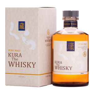 Kura Pure Malt Whisky 0,7l 40% GB