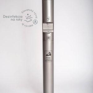 NOTUS Pillar bezdotykový stojan na dezinfekciu rúk