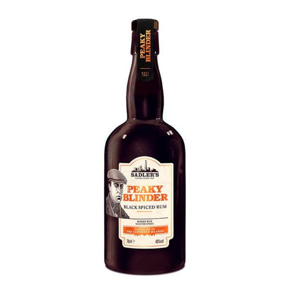 Peaky Blinder Black Spiced Rum 0,7l 40%