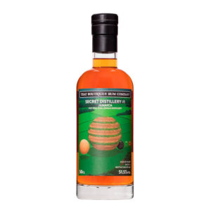 That Boutique-y Rum Company Secret Distillery 6y Jamaica Batch 2 0,5l 51,5%
