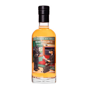 That Boutique-y Rum Company Secret Distillery Jamaica 14y Batch 2 0,5l 55,5%