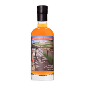 That Boutique-y Rum Company Secret Distillery Panama 10y Multi- Batch 1 0,5l 56,2%