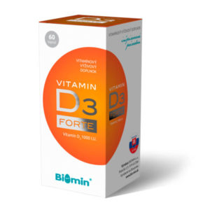 VITAMIN D3 FORTE 60 ks