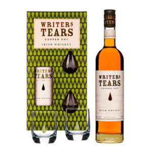 Writers Tears Copper Pot 0,7l 40% GB + 2 poháre