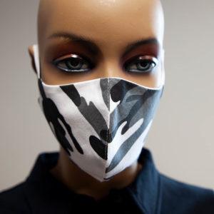 maskacove rusko biele