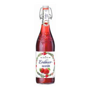 KUNZMANN Erdbeer 0,75L