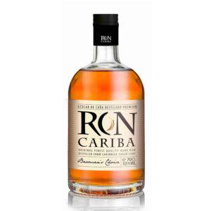 RUM RON CARIBA DARK 37,5% 0,7L