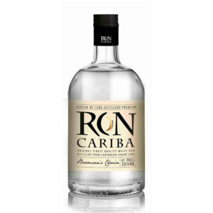 RUM RON CARIBA WHITE 37,5% 0,7L