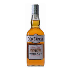 THE OLD BARREL WHISKEY 40% 0,7L