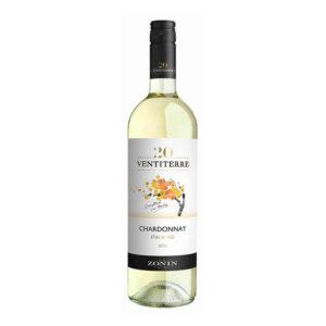 ZONIN VENTITERRE Chardonnay 0,75L