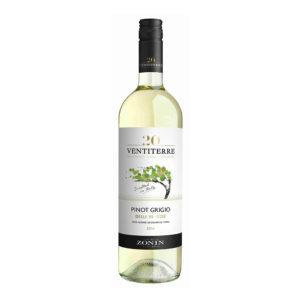 ZONIN VENTITERRE Pinot Grigio 0,75L