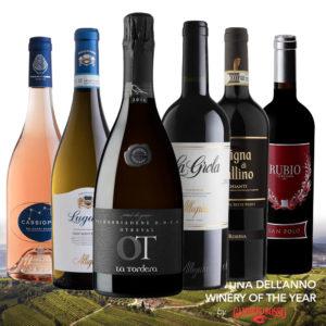 Akciové balíčky talianskych vín
