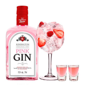 Gin Kensington Dry Pink 2