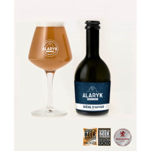 BIO pivo Alaryk Bière D'Hiver