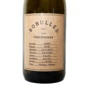 Bobulles Chardonay