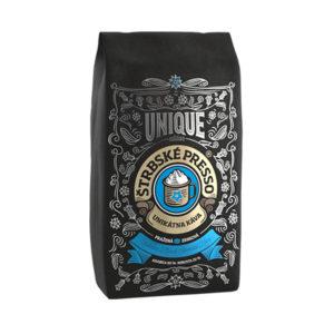 ŠTRBSKÉ PRESSO zrnkova-kava-zmes-unique-blue 250g