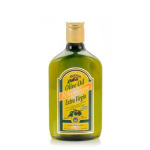 extra panensky olivovy olej rhodion plast 0,5 l