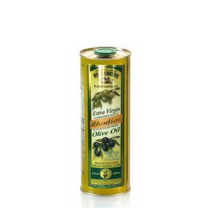 extra panensky olivovy olej rhodion plechovka 0,25 l