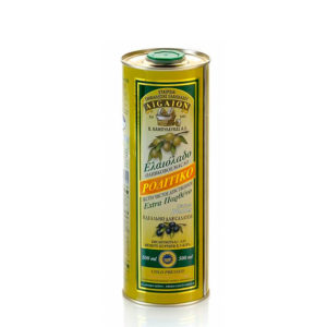 extra panensky olivovy olej rhodion plechovka 0,5 l
