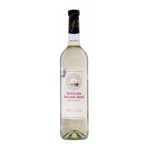 vino fiala Veltlínske červené skoré copy
