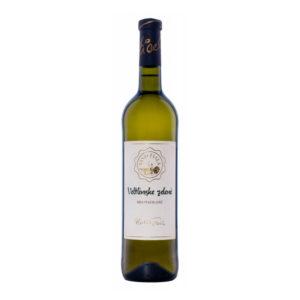 vino fiala Veltlínske zelené