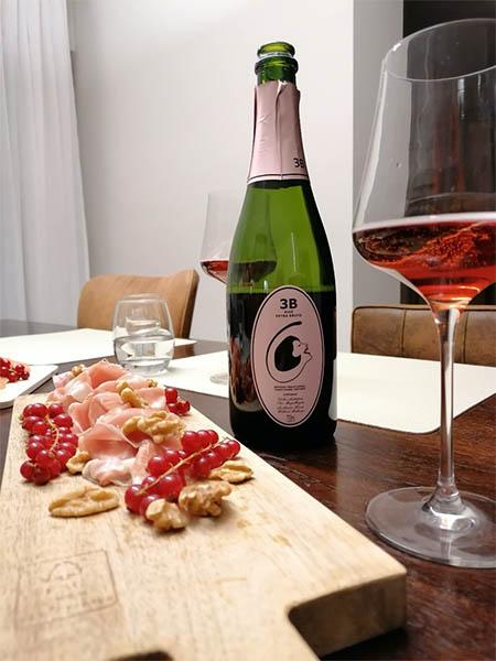 3 B rosé, Filipa Pato & William Wouters beata vlnkova