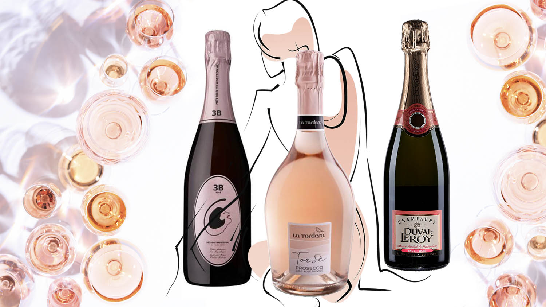 3 odtiene ružovej alebo Ako degustovať vína vroku 2021 doma