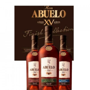 Abuelo XV Finish Collection Triple Set 0,2 l