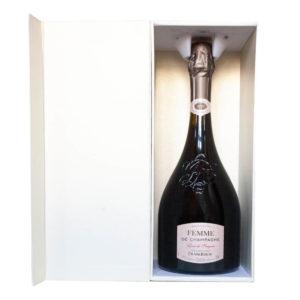 Duval-Leroy Champagne Femme de Champagne Rosé de Saigneé 2007