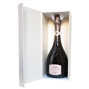 Duval-Leroy Champagne Femme de Champagne Rosé de Saigneé 2007 krabica