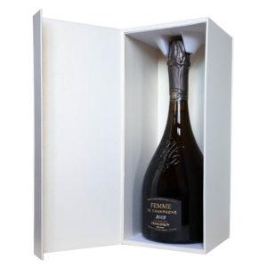 Duval-Leroy Femme de Champagne Brut Nature 2002 Grand Cru balenie