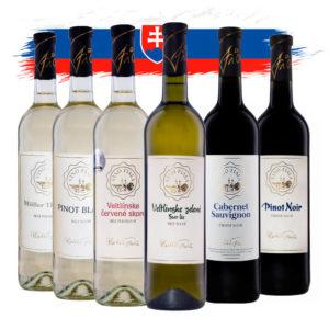 rodinne vinarstvo vino fiala balicek vin
