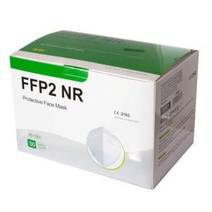biely respirator ffp2 balenie 2