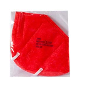 cerveny respirator ffp2