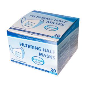 farebny respirator ffp2 balenie 2