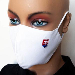 ochranne rusko vysivany slovensky znak biele 0