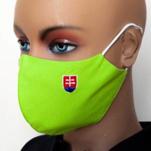 ochranne rusko vysivany slovensky znak jasnozelene 2