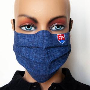 ochranne rusko vysivany slovensky znak modre skladane 1