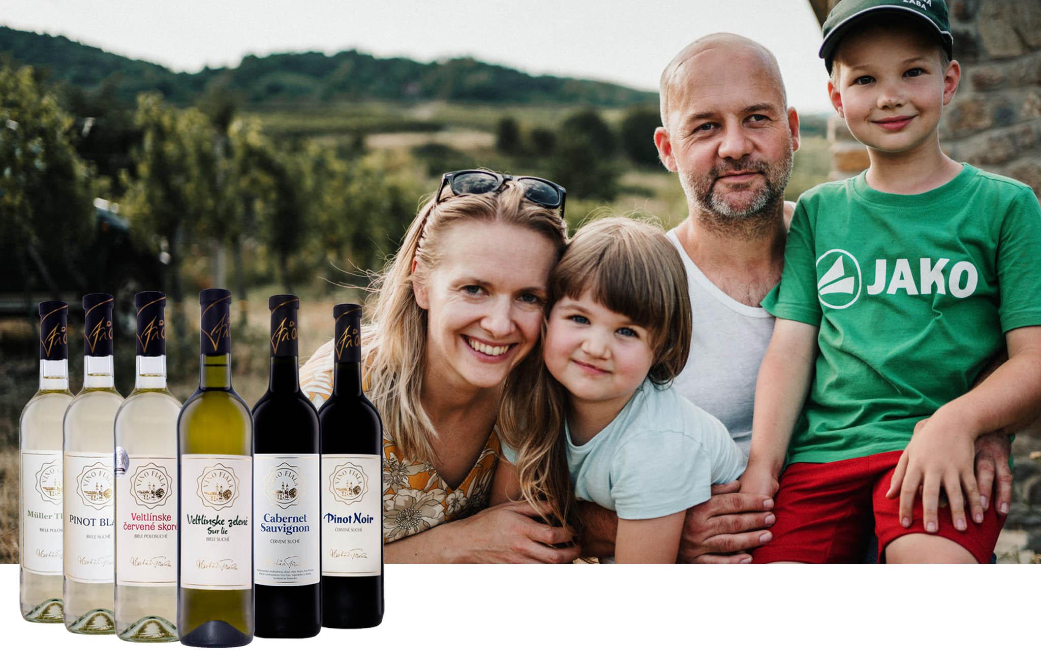 akzia zlavy vino fiala