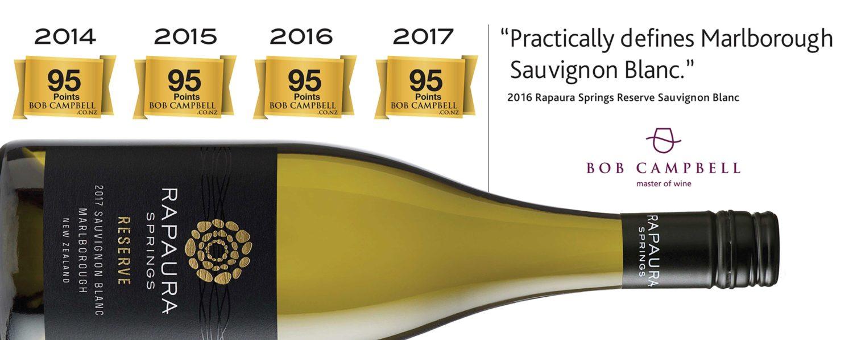 rapauraa vino novy zeland sauvignon ocenenie