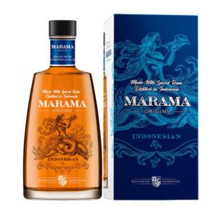Marama Origins Indonesian