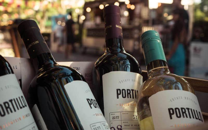 Portillo vino akcia