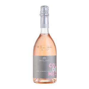 Soligo, Col de Mez, spumante rosé, Extra dry