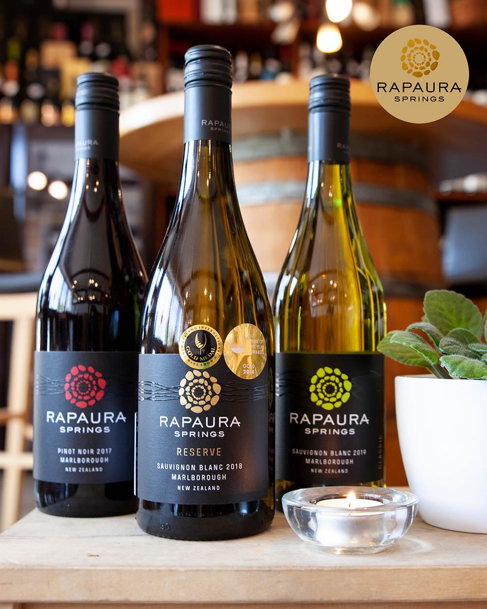 rapauraa vino novy zeland sauvignon