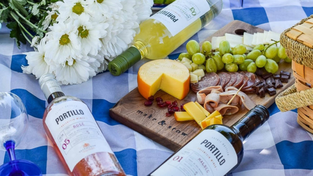 portillo argentinske vino