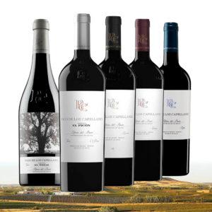 Balíček vín Pago de los Capellanes