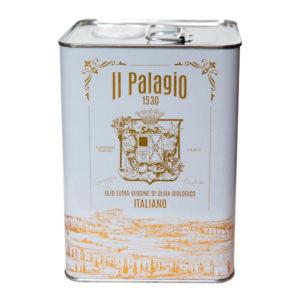 Extra panenský olivový olej 3 l zo Stingovho statku il palagio 2