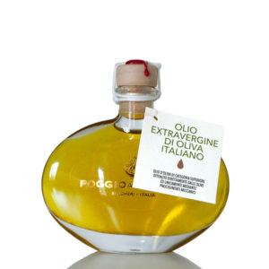 Extra panenský olivový olej Poggio al Tesoro 40 ml
