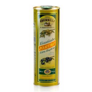 Extra panenský olivový olej Rhodos vplechovke 1 l