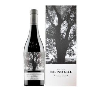 Pago de los Capellanes Parcela El Nogal spnielske vino